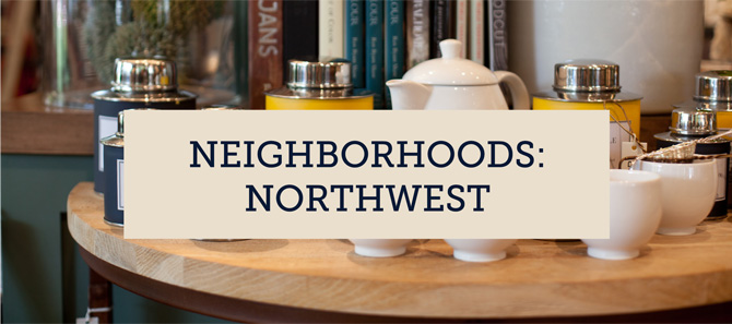 Portland Neighborhoods: Northwest District